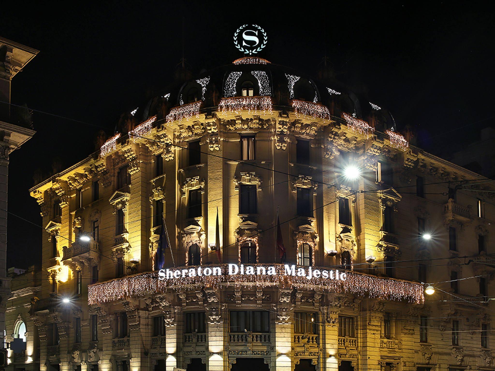 Hotel Sheraton Diana Majestic – Capodanno 2018