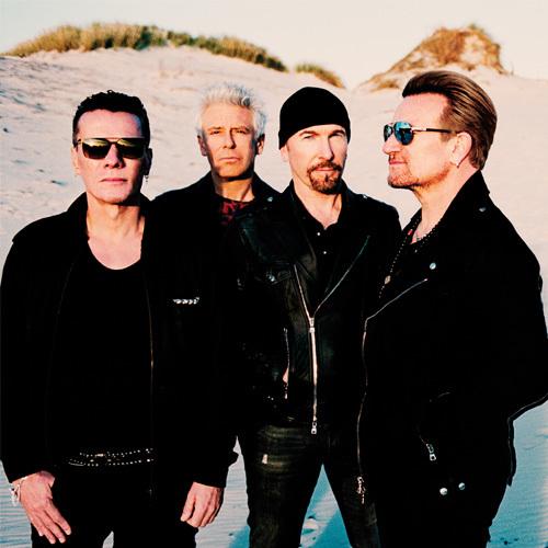 Gli U2 a Milano con 2 date ad Ottobre 2018