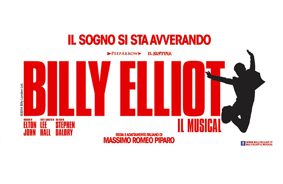 Billy Elliot Milano