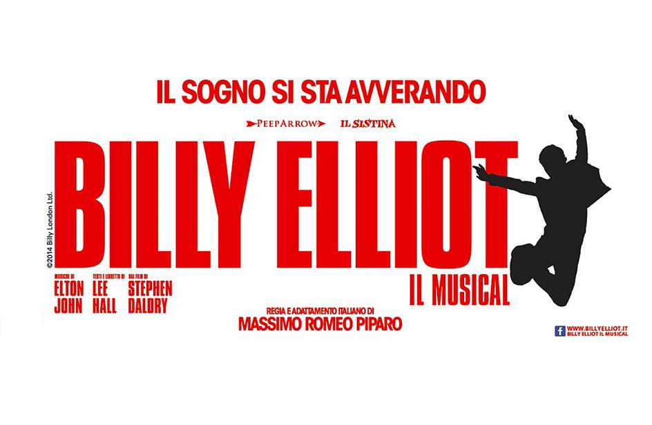 Billy Elliot Milano