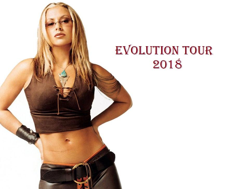 Anastacia / Evolution Tour 2018 / Milano