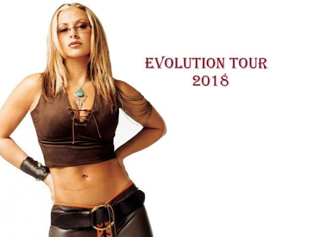 Anastacia Evolution Tour 2018 Milano