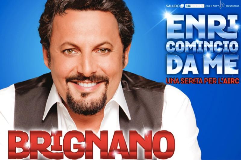 Enrico Brignano a MILANO – ENRICOMINCIO DA ME!