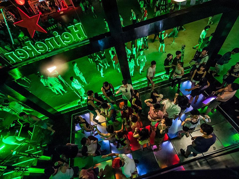 Fuorisalone 2018 – Heineken Official Green Party | Free Pass su accredito