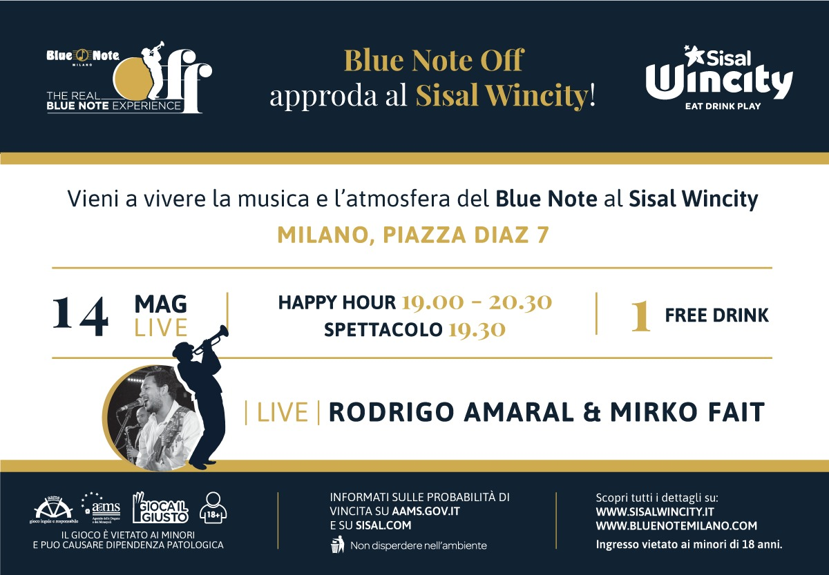 The Real Blue Note Off & Sisal Wincity