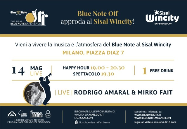 Blue Note Off Sisal