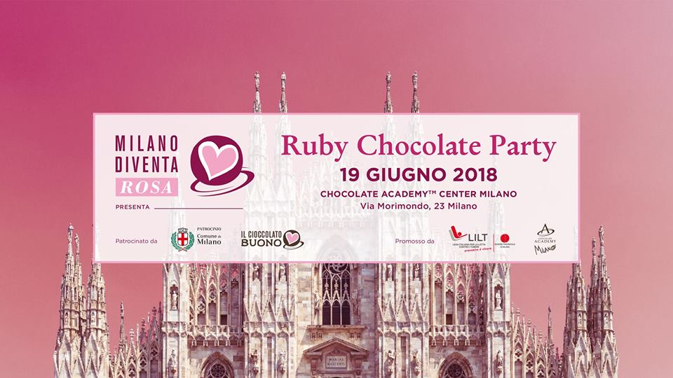 Ruby Chocolate Party