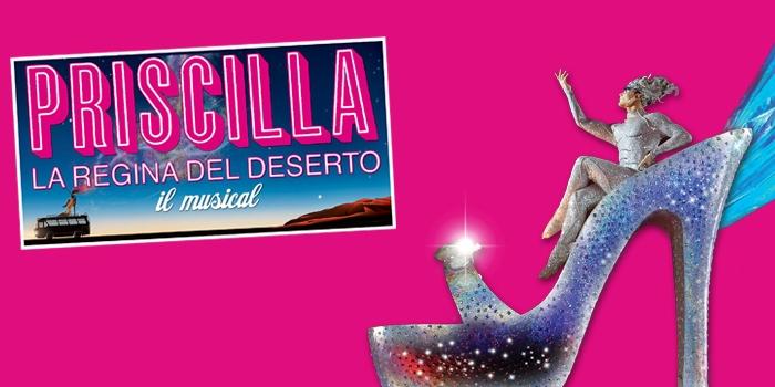 Priscilla la regina del deserto – Il Musical MILANO