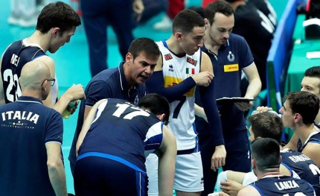 Mondiali maschili Italia Bulgaria 2018