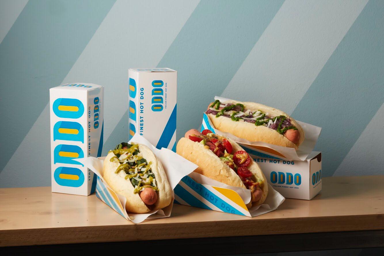 L'Hot dog, un grande classico della cultura anglosassone, si reintrepreta in chiave tutta Made in Italy