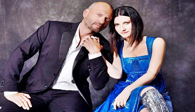"""Laura Pausini e Biagio Antonacci: """"Scendiamo in campo negli stadi per emozionarvi"""""""