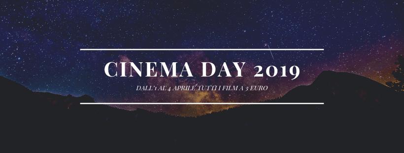 Torna Cinemadays 2019: Tutti I Film a 3 Euro