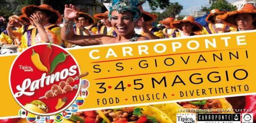 Latinos – Festival Latino Americano al Carroponte