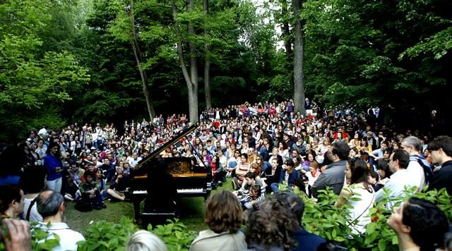 Piano City al Parco