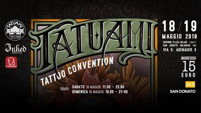 Tatuami – Tattoo Convention