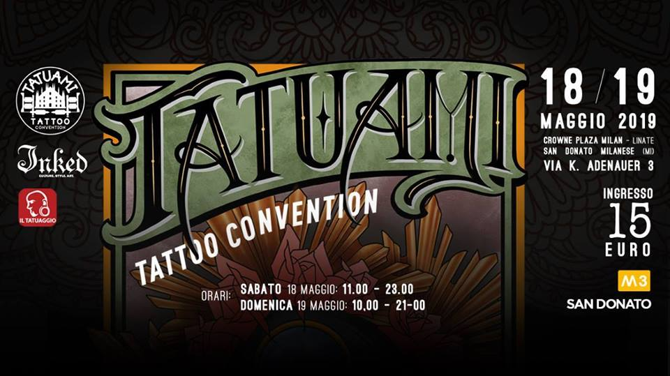 Tatuami – Tattoo Convention