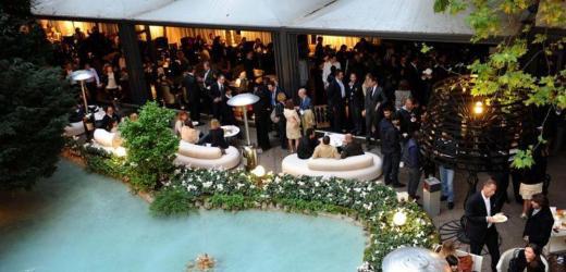 CFM / Milano Fashion Week 2019 – Hotel DIANA Garden Aperitif
