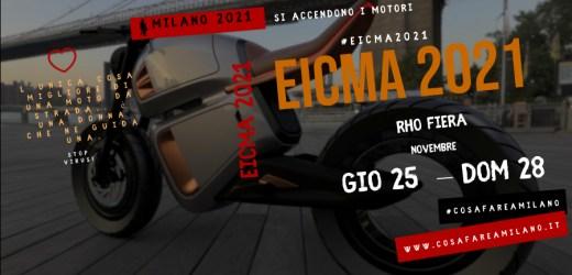 Eicma, ecco il Salone delle moto