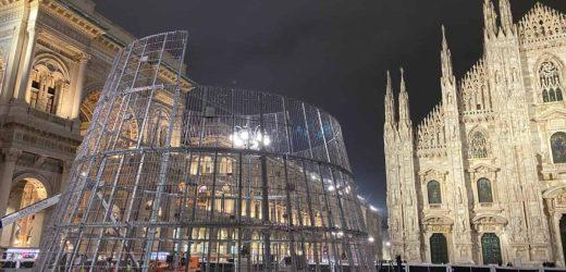 Natale 2020: 18 gli alberi di di Milano