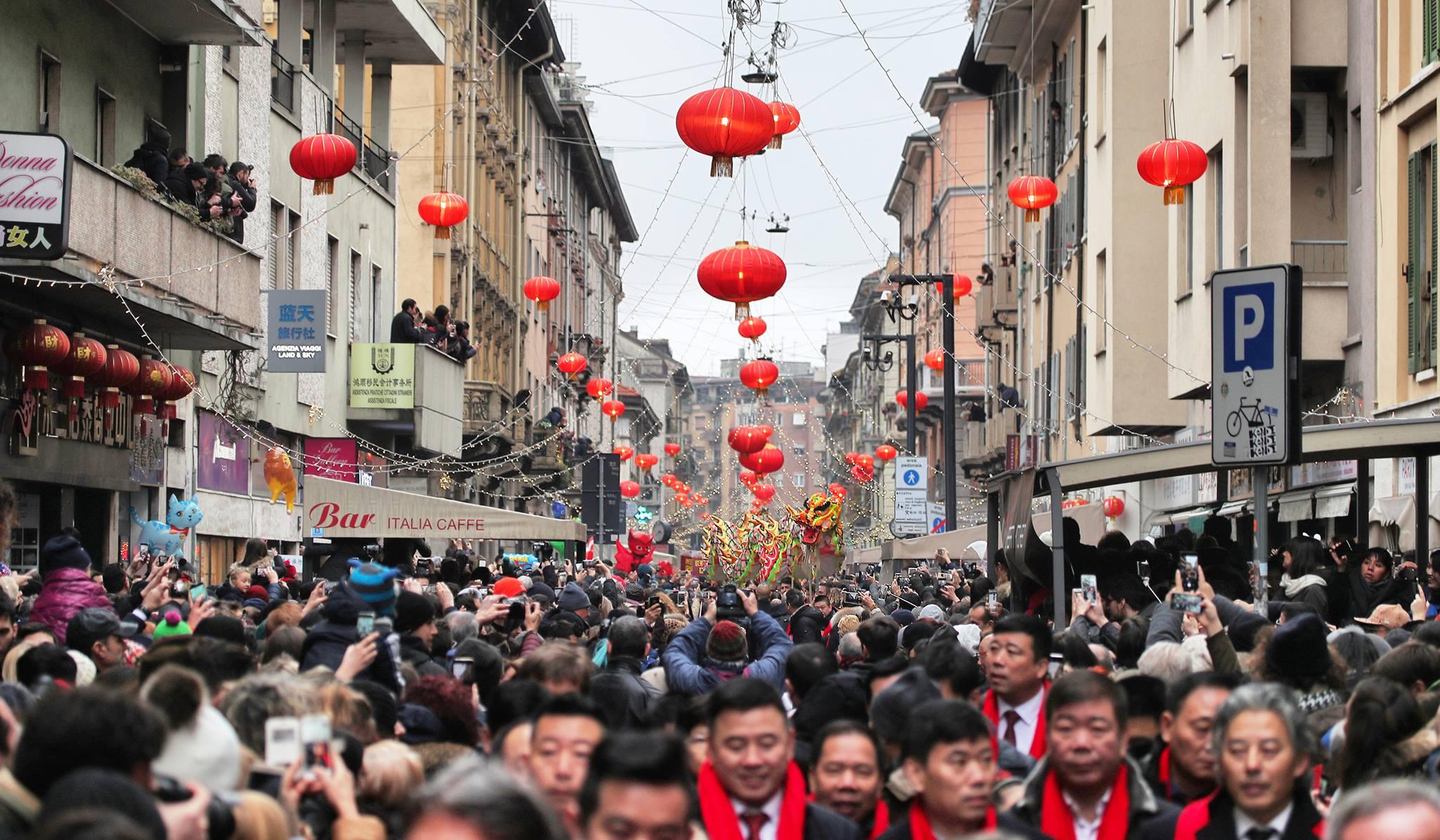Capodanno Cinese 2020 – Paolo Sarpi