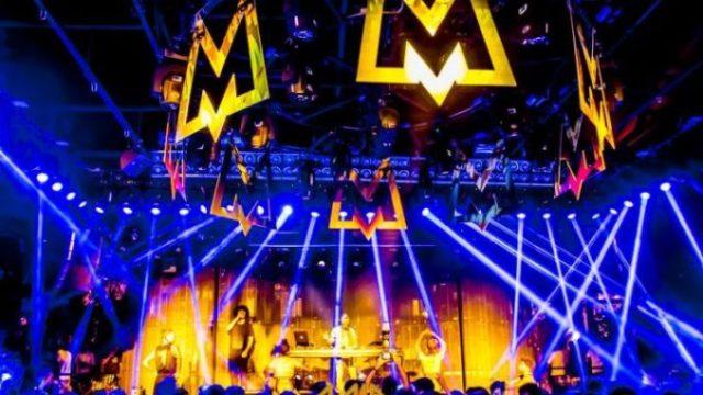 """Capodanno 2020 con """"Mamacita Casino Edition"""" all'Hollywood"""