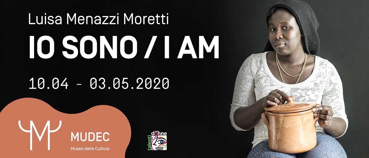 IO SONO di Luisa Menazzi Moretti al Mudec