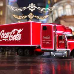 Coca Cola Christmas Truck Tour – Ecco le tappe a Milano