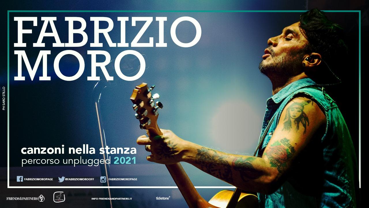 Fabrizio Moro riparte dal Carroponte