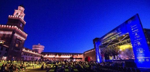Concerti e spettacoli al Castello Sforzesco: 80 date per l'Estate Sforzesca 2021