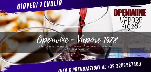 VAPORE 1928 – OpenWine