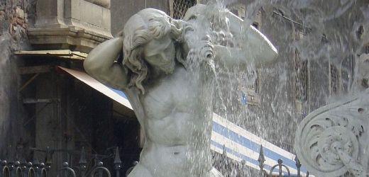 La Fontana dell'Amenano, tra mito e splendore