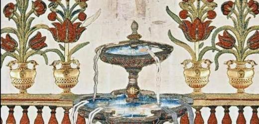 Architetture barocche in argento e corallo in mostra