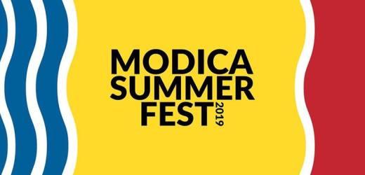 Modica Summer Fest 2019, il programma