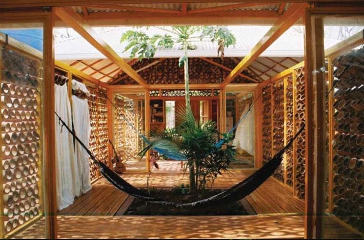 Vivienda en bambú