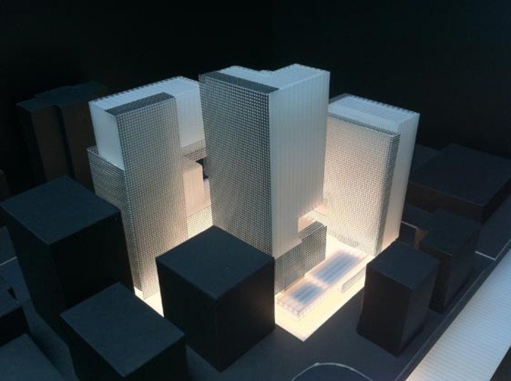 wafra living agi architects