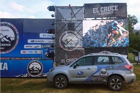 Subaru Argentina fue sponsor oficial de El Cruce Columbia 2017