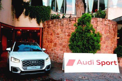 Audi Q2 en La Gran Carrera