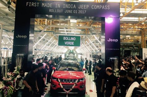 Jeep Compass en India