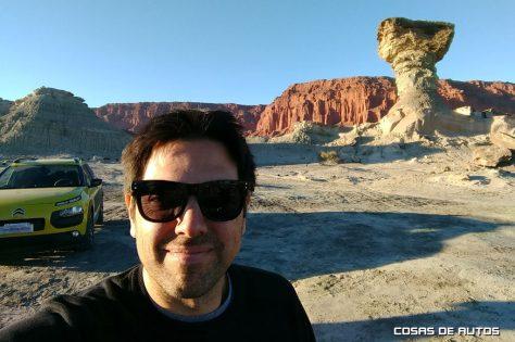 Selfie con Moto G5