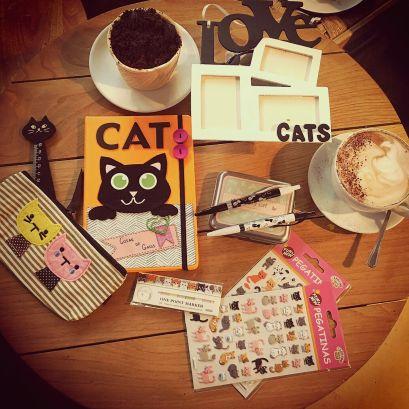 Pack CatLover sorteo 5º aniversario Cosas de Gatos