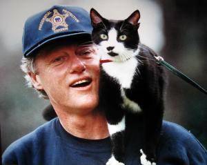 Socks fue el gato de los Clinton que vivió en la Casa Blanca
