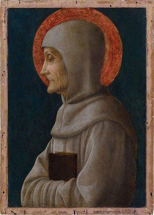 "Andrea Mantegna: ""San Bernardino da Siena"""