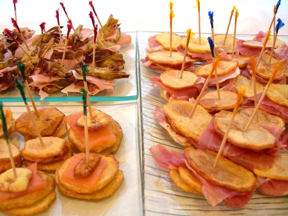 Fingeringegno Food con patate e carciofi