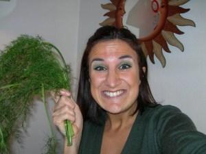 Viviana e il Finocchietto selvatico