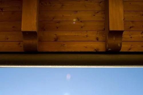 un tetto sopra la testa