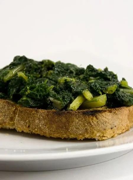Il crostone. Semplice Perfezione…