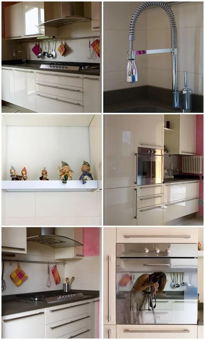 la mia cucina nuova