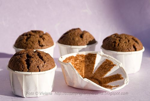muffin al cioccolato buonissimi