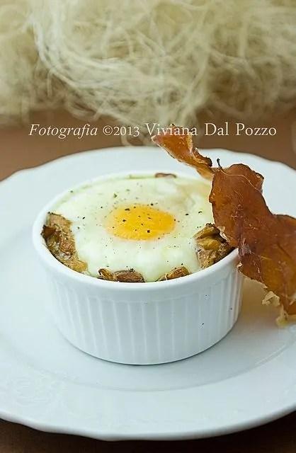 My Multilevel Eggs (mi piace vincere facile uovo in cocotte)