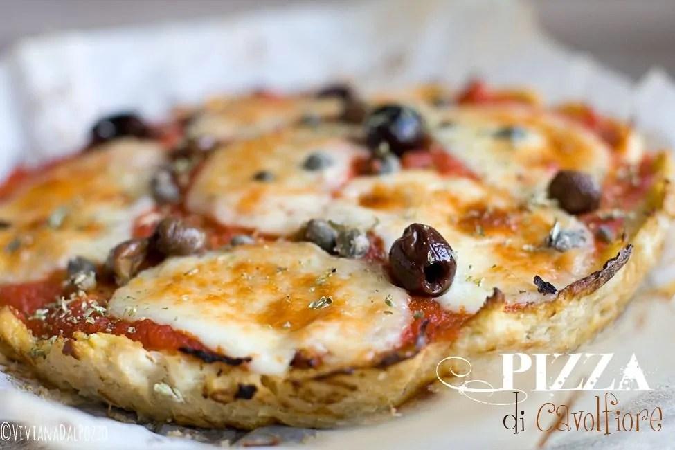 pizza cavolfiore